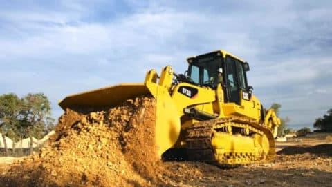 cat heavy equipment parts